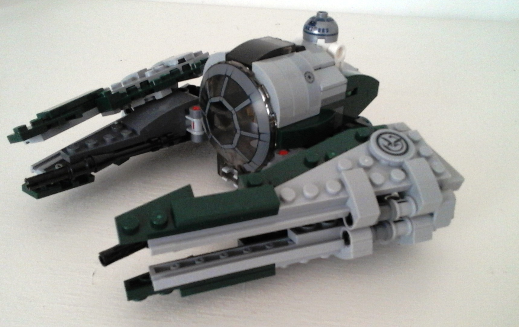 LEGO 75168 Yoda Starfighter